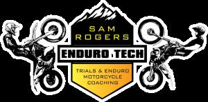 Sam Rogers Enduro Logo