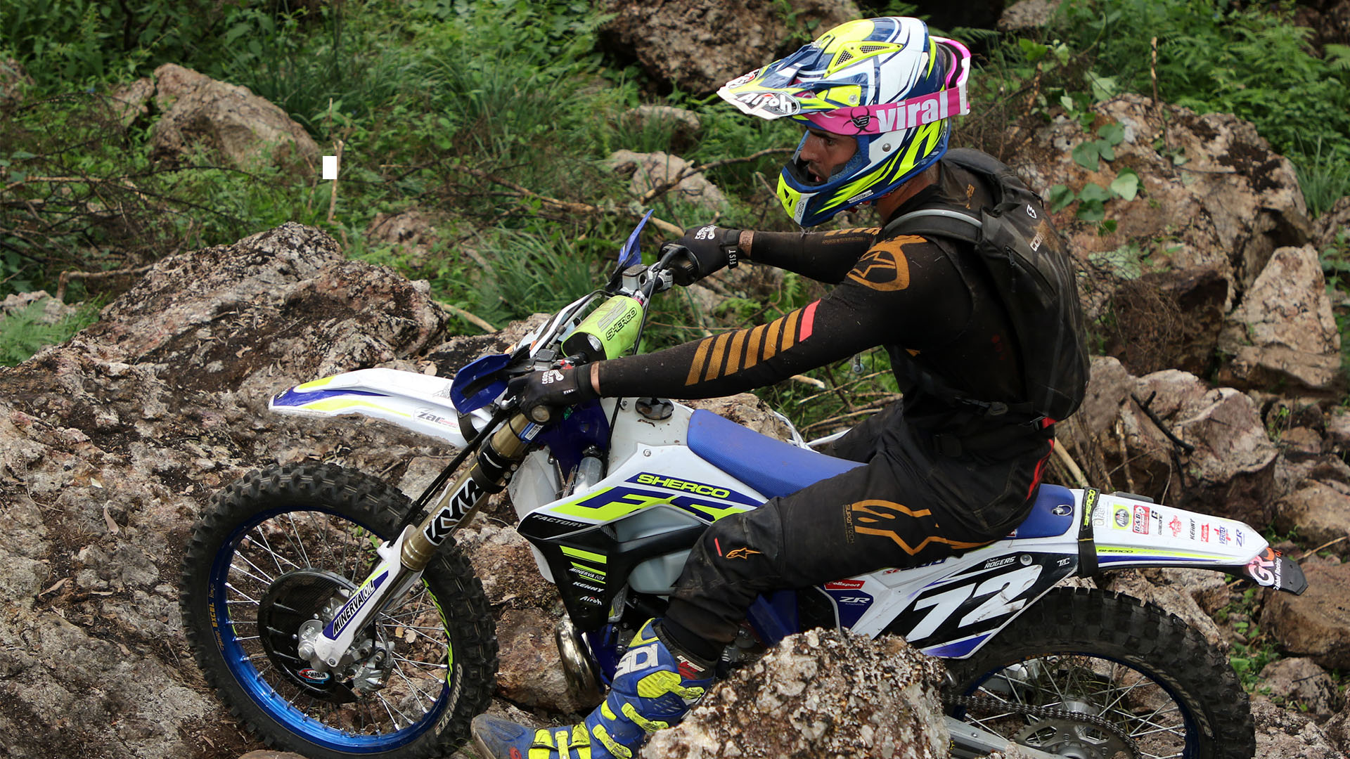 Sam Rogers Enduro Tech Coaching